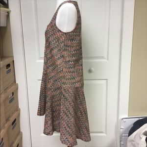 Anthropologie Dresses - MAEVE ANTHROPOLOGIE WOVEN EARTH TONED DRESS
